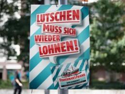 Visual- und Look-Entwicklung für die Plakatkampagne.