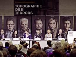 Es wurden als Events größere Lesungen wie in der Topografie des Terrors in Berlin und auch kleinere Lesungen konzipiert.