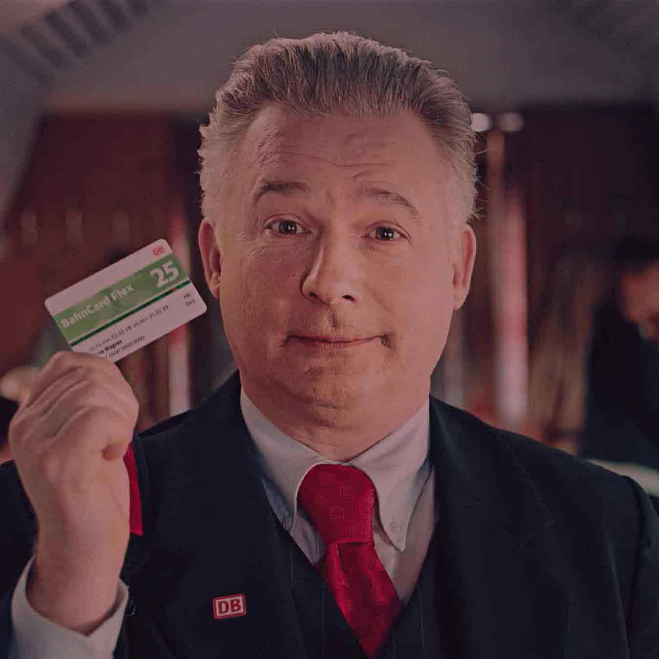 Bahncard Jubiläum