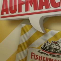 Eine OOH-Kampagne mit jeder Menge Wahl-Plakaten, auf denen die Sorten von Fisherman's Friend wie Kandidaten beworben wurden. Begleitet von einer Promotion-Tour. Und am Ende gab es Dank der guten Kreation noch ordentlich PR.